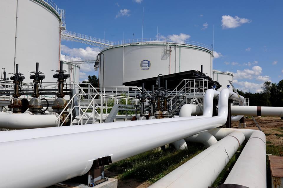 Autors: Ventspils nafta termināls