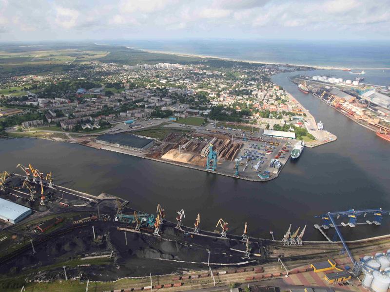 Autors: Ventspils tirdzniecības osta