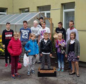 Autors: Ventspils 1. pamatskola
