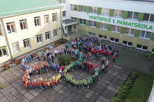 Autors: Ventspils 1.pamatskola