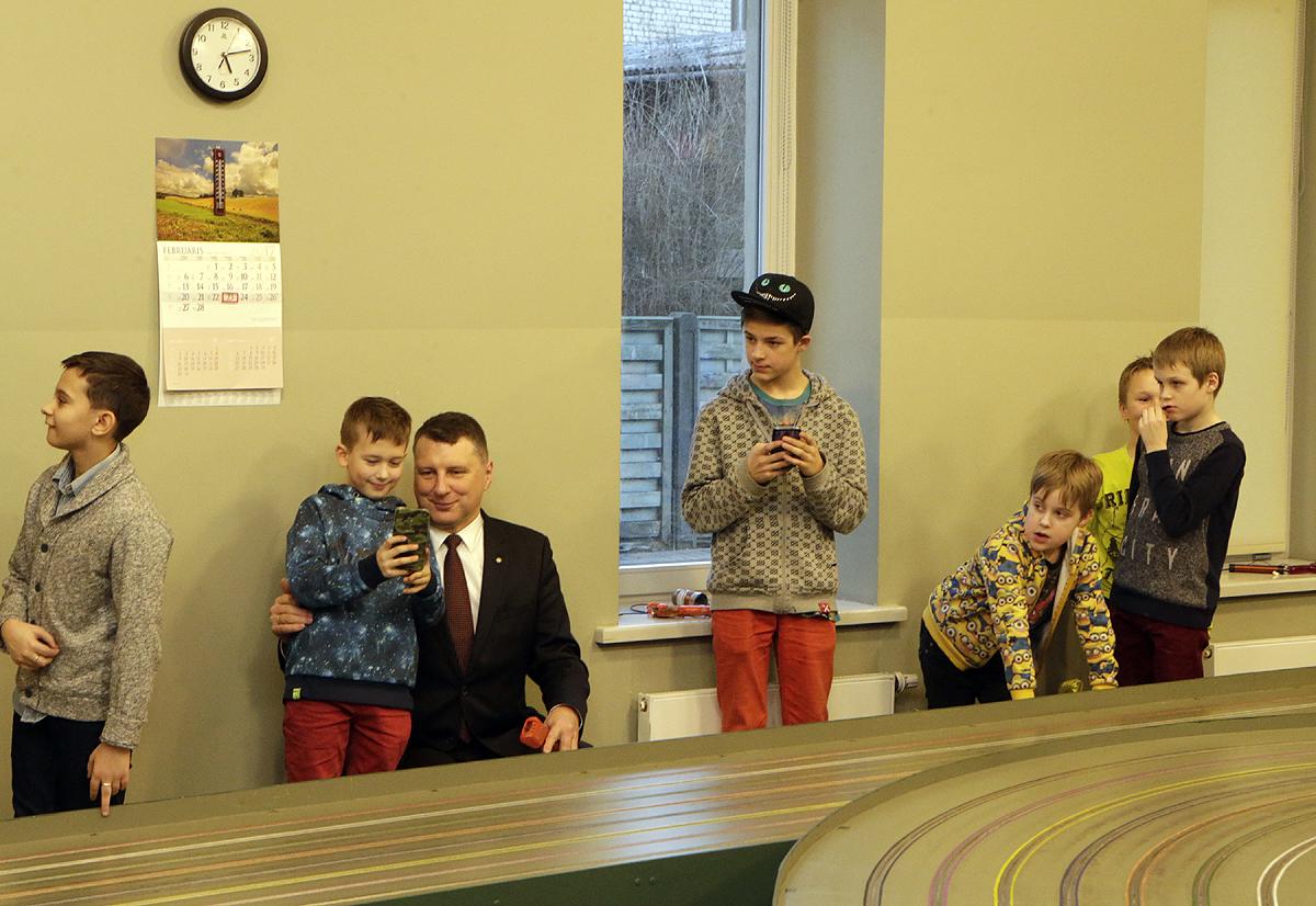 Foto: Toms Kalniņš/Valsts prezidenta kanceleja